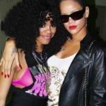 Teyana Taylor and Rihanna 150x150