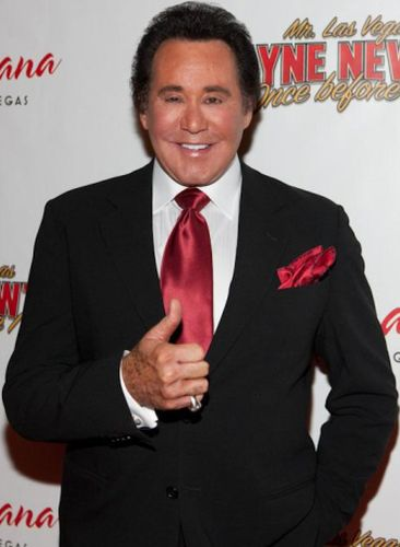 Wayne Newton After Plastic Surgery