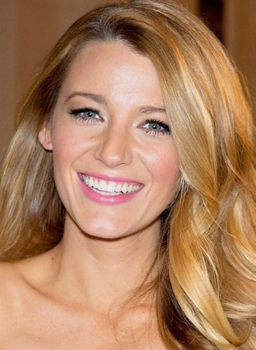 Blake Lively Beautiful Smile