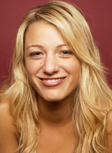 Blake Lively Before Nose Job