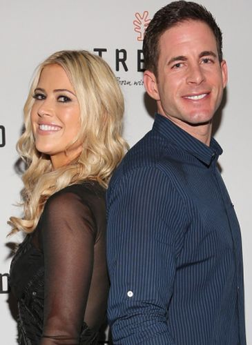 Christina El Moussa and Tarek El Moussa