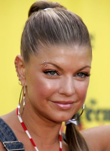 Fergie Before Cosmetic Surgery