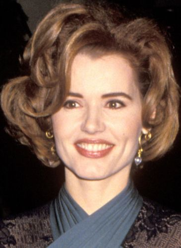 Geena Davis Before Surgery Procedure