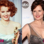 Geena Davis Before and After Cosmetic Surgery 150x150