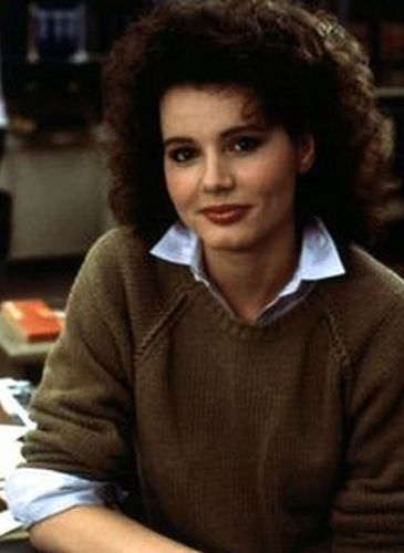 Geena Davis Younger Photo