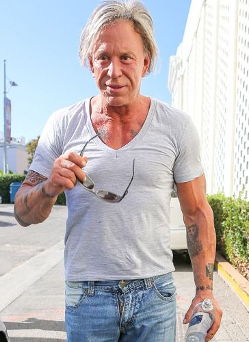 mickey rourke young wwwpixsharkcom images galleries