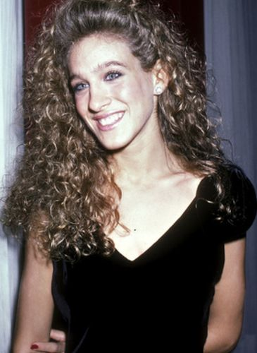 Sarah Jessica Parker Before Nose Job Surgery