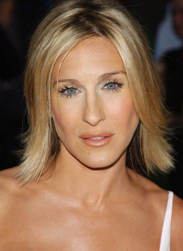 Sarah Jessica Parker Before Rhinoplasty Surgery