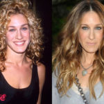 Sarah Jessica Parker Before and After Rhinoplasty 150x150