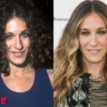 Sarah Jessica Parker Nose Job Before and After 150x150