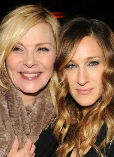 Sarah Jessica Parker and Kim Cattrall