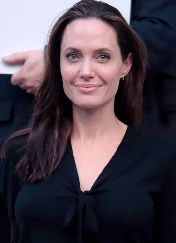 Angelina Jolie After Cosmetic Surgery