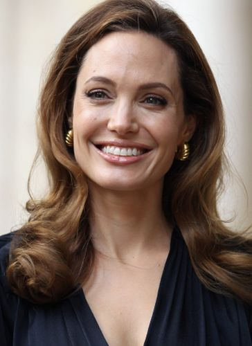 Angelina Jolie Lovely Smile