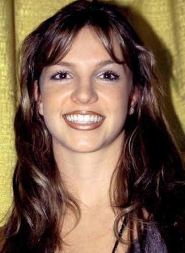 Britney Spears Before Cosmetic Surgery