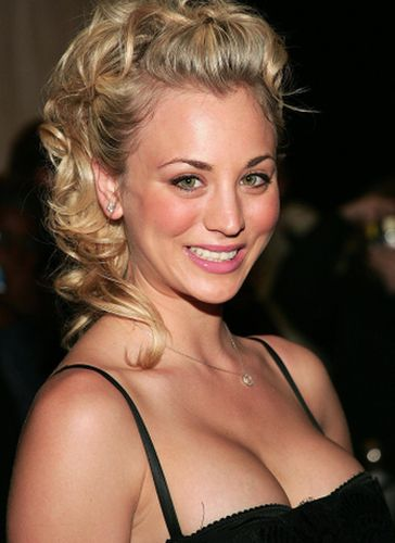 Kaley Cuoco After Plastic Surgery