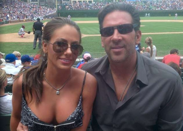 Holly Sonders and Erik Kuselias