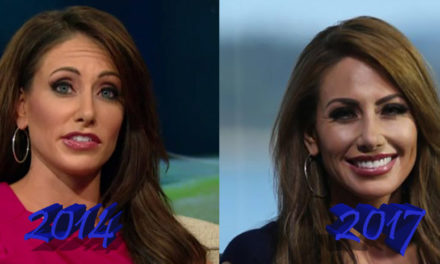 Holly Sonders plastic surgery: Gold player turns into TV beauty