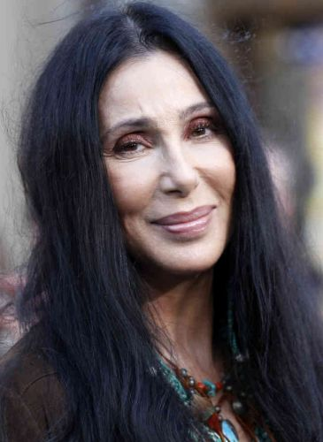 Cher after cosmetic surgery