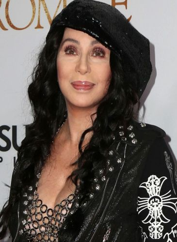 Cher after plastic surgery