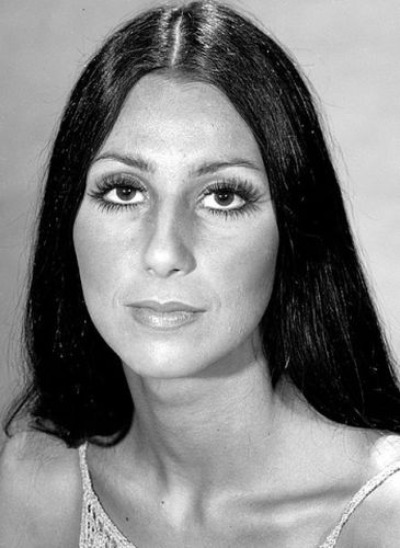 Cher before plastic surgery