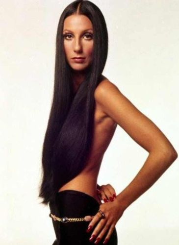 Cher young photo