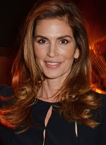 Cindy Crawford After Facelift Surgery