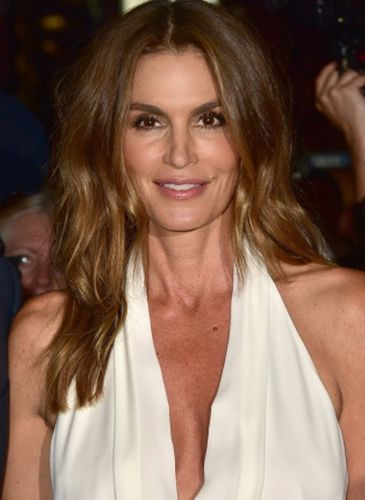 Cindy Crawford After Plastic Surgery