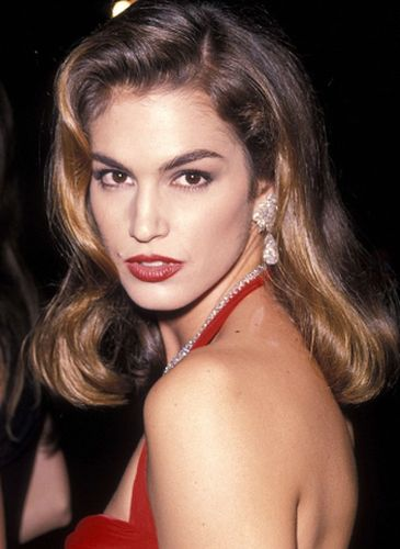 Cindy Crawford Before Plastic Surgery