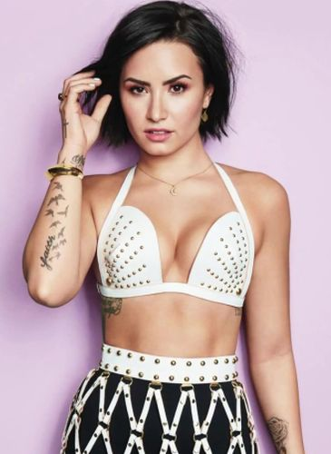 Demi Lovato Beautiful Photo
