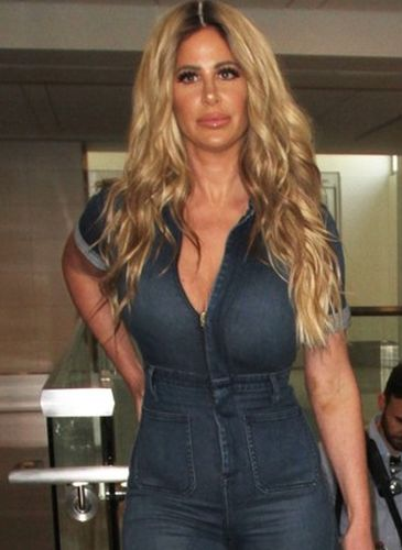 Kim Zolciak After Multiple Surgery