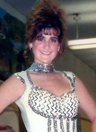 Kim Zolciak Before Cosmetic Surgery