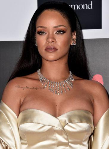 Rihanna After Surgery Procedure