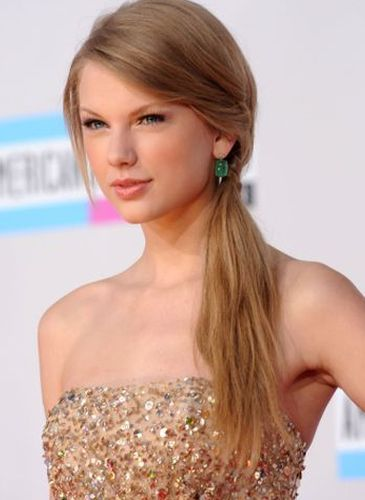 Taylor Swift Before Breast Implants