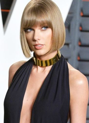 Taylor Swift Boob Job Rumors