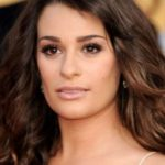 Lea Michele After Nose Job Surgery 150x150
