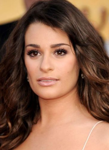 Lea Michele After Nose Job Surgery