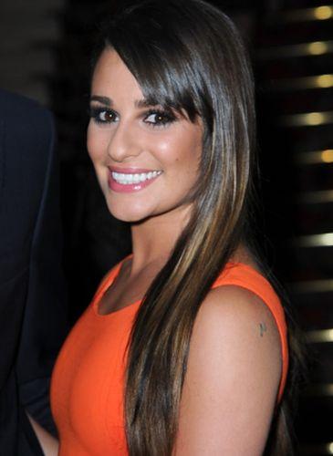 Lea Michele Rhinoplasty Surgery Gossips