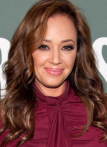 Leah Remini After Cosmetic Surgery