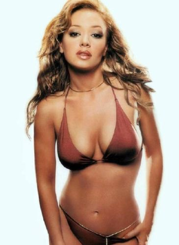 Leah Remini Swimsuit Photo