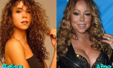 Mariah Carey Plastic Surgery: Has Mariah Found A Youth Fountain?