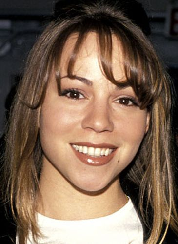 Mariah Carey Young Photo
