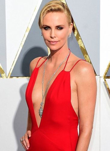 Charlize Theron After Cosmetic Surgery