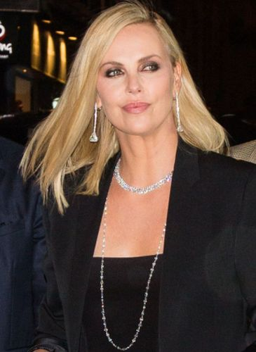 Charlize Theron After Plastic Surgery