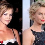 Charlize Theron Before and After Plastic Surgery 150x150