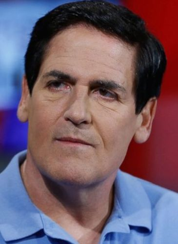 Mark Cuban After Cosmetic Surgery