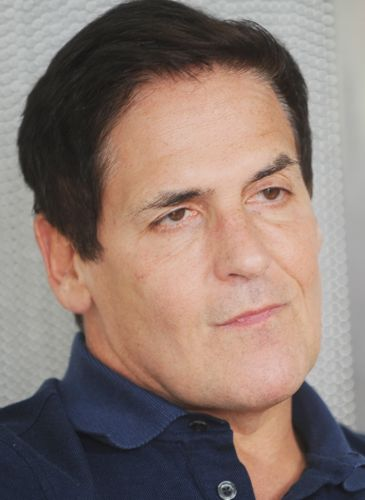 Mark Cuban After Plastic Surgery