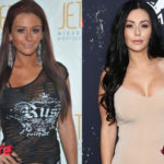 Jwoww Before and After Cosmetic Surgery 150x150
