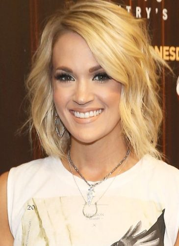 Carrie Underwood After Plastic Surgery