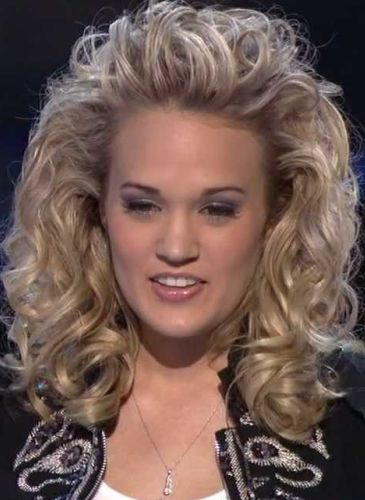 Carrie Underwood Before Plastic Surgery