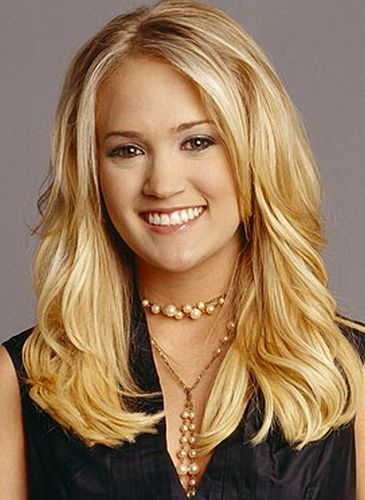 Carrie Underwood Young Photo